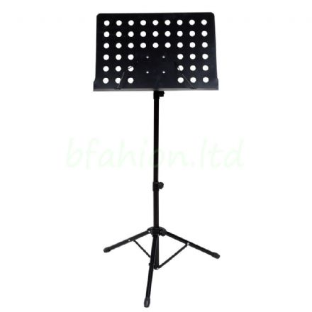 Conductor Sheet Music Stand Black